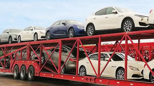 鑫邦运车轿车托运公司有哪些线路